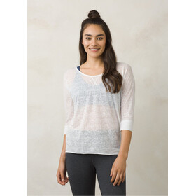 Prana Tranquil Top Women white